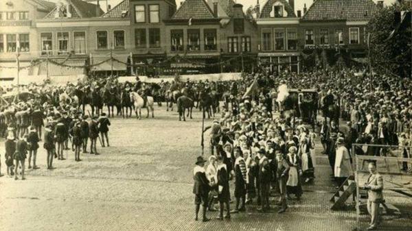 viering steenwijks ontzet 1931